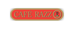 Logo of Cafe Razz